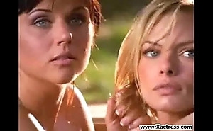 Jaime pressly together with tiffani amber thiessen