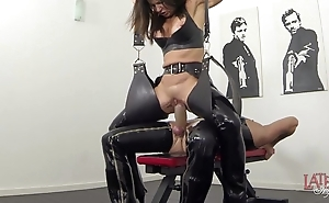 Precedent-setting squirting and pissing there latex