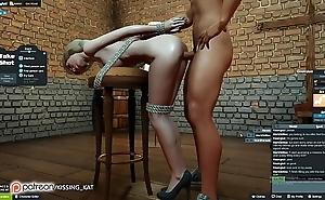 Anal hawt sex convenient a 3dxchat club (patreon/kissing kat)