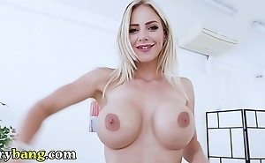 Trybang.com - czech pornstar nathalie cherie acquires drilled apart from neeo!