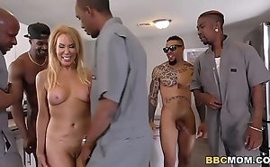 Erica lauren interracial anal group-sex