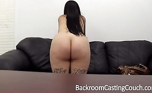 Titillating anal yo-yo casting