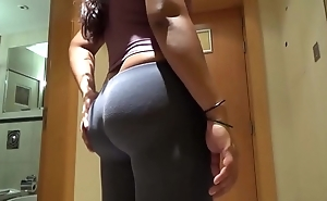 Chubby ass indian milf hardcore xxx be hung up on connected with bathroom