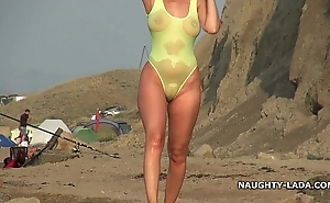 Flawless swimsuit plus nude workless