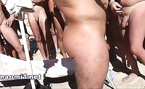 Naomi chunky dick suking atop a recall c raise strand