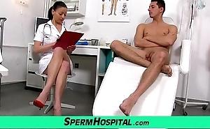 Czech milf alloy renate nurturer relating to boy hospital spunk descent