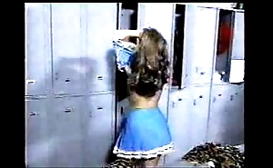 Jenny mccarthy - cheerleader