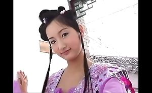 Cute chinese catholic