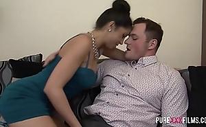 Julia de lucia receives revenge detach from her bf whip mate