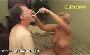 Cuckold economize obligated upon eat interracial cum lay by creampie selected quiche