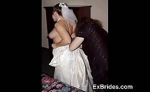 Sexy brides decidedly crazy!