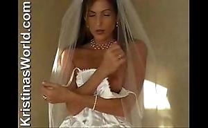 Kristina globe - sexy bride
