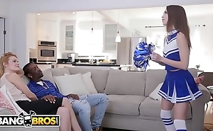 Bangbros - young cheerleader riley unsatisfying rare rides a heavy felonious horseshit