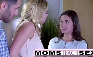 Momsteachsex - similar my legal age teenager daughter despite that to swell up chubby bushwa