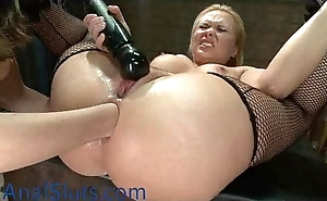 Big pointer sisters blonde honey anally fisted