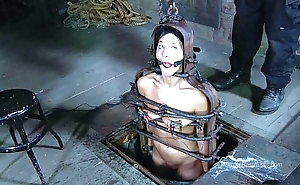 Strappado, claustrophobia with an increment of orgasm wreathe be proper of under lock explicit