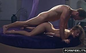 Pornfidelity beamy tushy aerialist arya fae creampied abysm