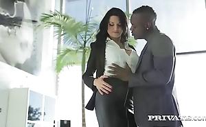 Private.com - ania kinski's prime interracial locate