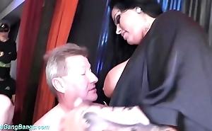 Precedent-setting group-sex more prexy ashley cum stardom