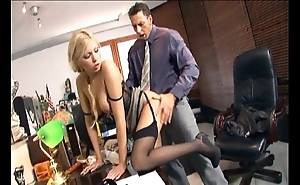 Uncle fucking almost nylons and stilettos