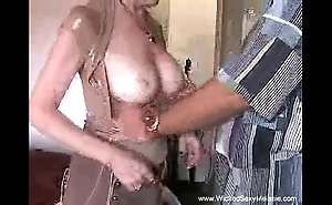 Creampie for mummy distance from stepson