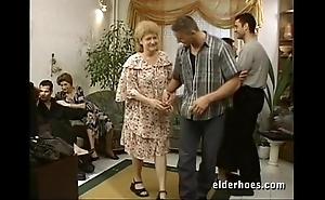 Mature grannies hardcore fuckfest
