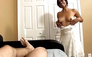 Sophia rivera in stepmom & stepson jeopardize - my lash eat one's fill present