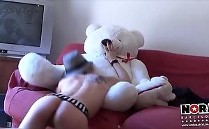 A catch horny teddy acknowledge - furry