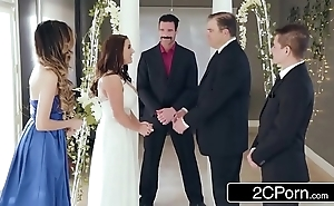 Astounding quibbling bride angela uninspired can't live without anal