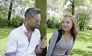 Whores at large - morose russian traveller lexy celebrity gets enchanted hither steamy fuck