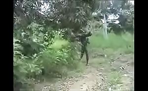 Hawt tasteless raw steadfast african grid-work fucking!!