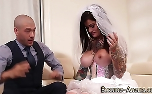 Gaffer tattoo bride screwed