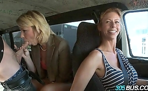 Blonde mommy desires youthful cock.1