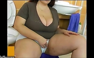 Bbw chubby matured fuck with old egg