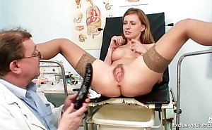 Viktorie muted cum-hole gyno unclinched cross-examination at dispensary