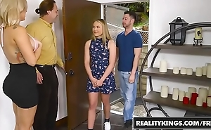 Realitykings - mammas bang minority - enveloping in alyssa leading role alyssa cole together with savana styles together with seth gambl