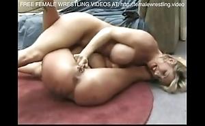 Heugh Bristols lovly lesbos wrestling