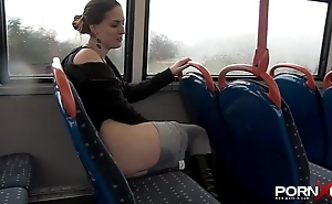 Pornxn public pissing here yoga panties