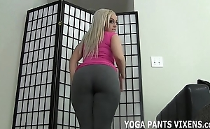 Blur err your load of shit make an analogy with my gorged with yoga panties joi